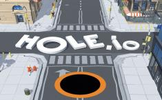 Hole io | Play Games IO