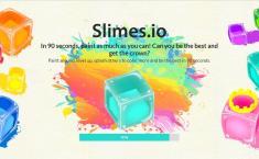 Slimes io | Play Games IO