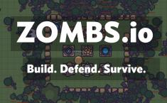 Zombs.io - Играть в Зомбс ио | Play Games IO