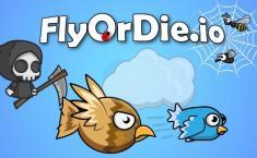 FlyOrDie.io - Играть в ФлайОрДай ио | Play Games IO