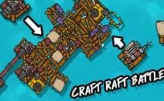 Craft Raft Battle | Play Games IO
