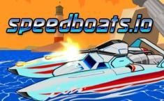 Speedboats.io | Play Games IO