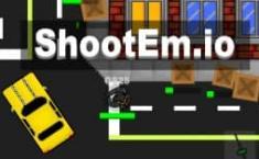 ShootEm.io   Play Games IO