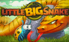 Little big snake io | Play Games IO