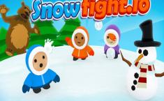 Snowfight io | Play Games IO