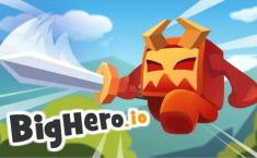 Bighero io | Play Games IO
