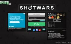 ShotWars io | Play Games IO