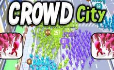 Crowd City io   Play Games IO