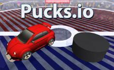 Pucks io | Play Games IO