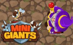 MiniGiants io | Play Games IO