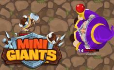 МиниГиганты ио | Play Games IO