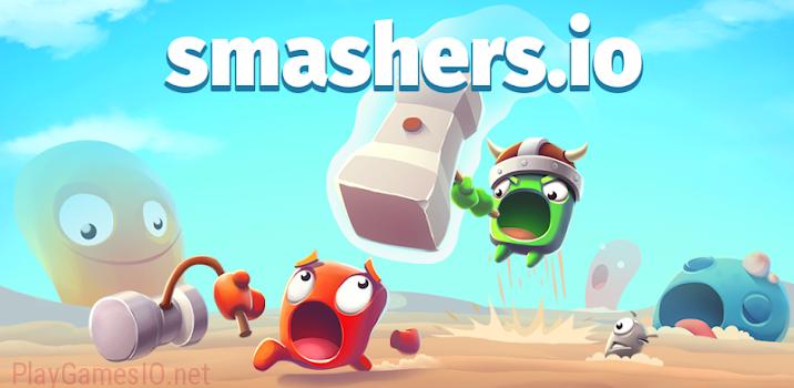 Smashers io - Play Smashers io - Play Games IO 🎮