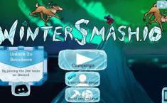 WinterSmash io | Play Games IO